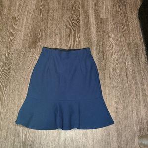 Electric Blue Bisou Bisou Skirt